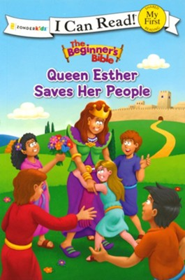 The Beginner's Bible Queen Esther Saves Her People  -