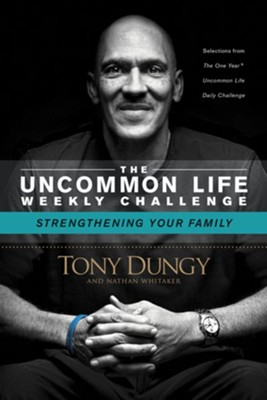 Strengthening Your Family - eBook  -     By: Tony Dungy, Nathan Whitaker