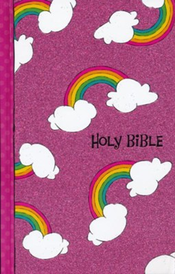 NIV God's Rainbow Holy Bible  -