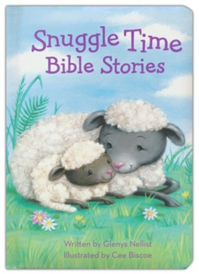 Snuggle Time Bible Stories  -     By: Glenys Nellist
