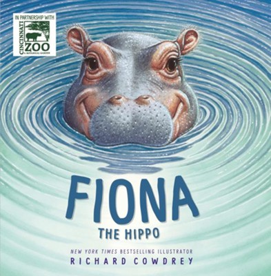 Fiona the Hippo, Hardcover  -