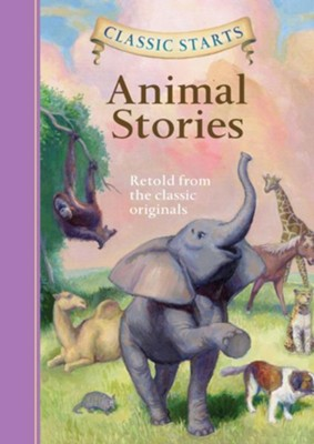 Animal Stories  -     Edited By: Diane Namm     Illustrated By: Eric Freeberg