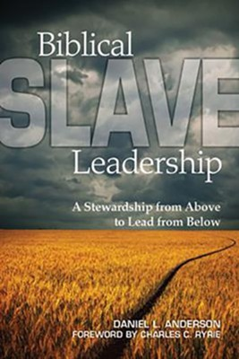 Biblical Slave Leadership: A Stewardship from Above to Lead from Below  -     By: Daniel Anderson
