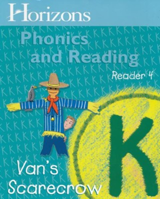 Horizons Phonics & Reading, Grade K, Reader 4   -