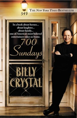 700 Sundays - eBook  -     By: Billy Crystal