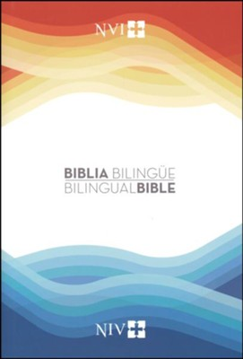NVI/NIV Bilingual Bible, hardcover  -