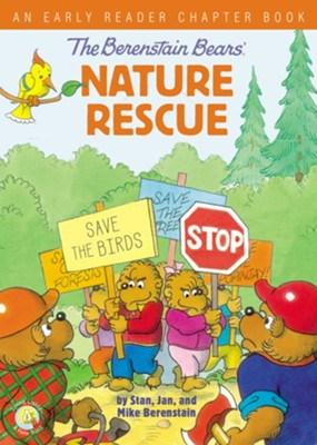 Berenstain Bears' Nature Rescue  -     By: Stan Berenstain, Jan Berenstain, Mike Berenstain