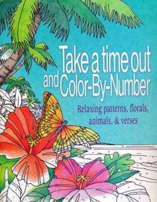 Take a Time Out and Color by Number   -