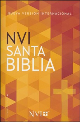 NVI Outreach Bible, Cross  -