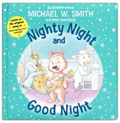 Nighty Night and Good Night, Boardbook  -     By: Nawrocki Smith