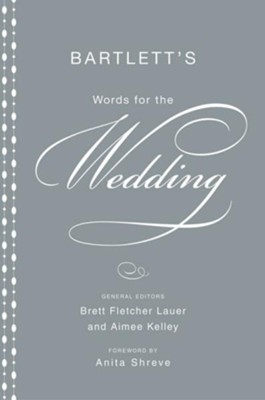 Bartlett's Words for the Wedding - eBook  -