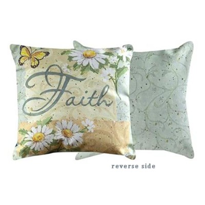 Faith Pillow  -     By: Betty Whiteaker