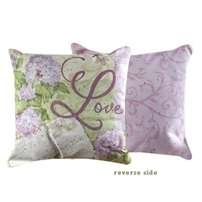 Love Pillow  -     By: Betty Whiteaker