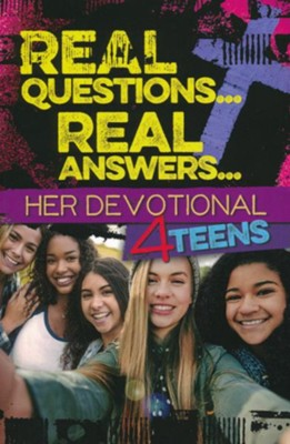 her Devos....180 Devotions 4 Teens  -