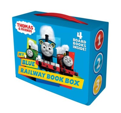 My Blue Railway Book Box (Thomas & Friends)  -     By: Random House