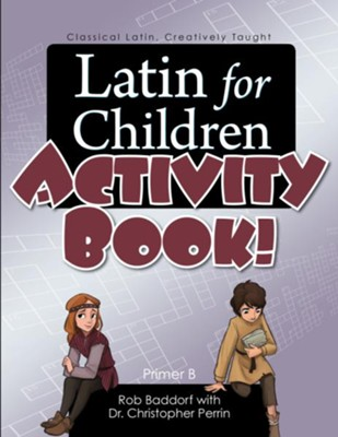 Latin for Children B Activity Book   -