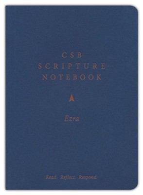 CSB Scripture Notebook, Ezra  -
