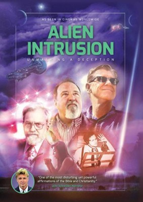 Alien Intrusion: Unmasking Deception, DVD   -