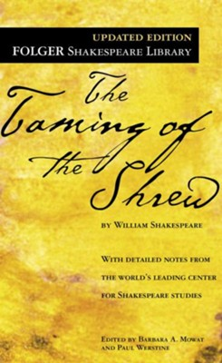 The Taming of the Shrew  -     By: William Shakespeare