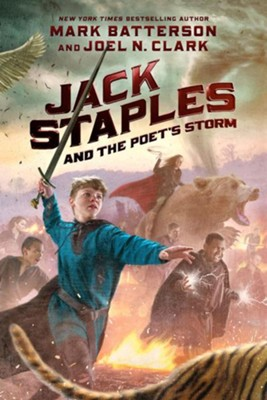 Jack Staples and the Poet's Storm #3   -     By: Mark Batterson