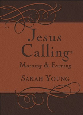 Jesus Calling Morning and Evening Devotional - eBook  -     By: Sarah Young