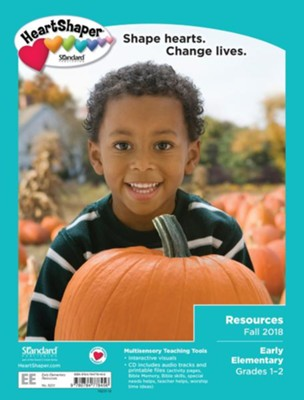 HeartShaper: Early Elementary Resources, Fall 2018  -