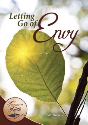 Letting Go of Envy - eBook  -     By: Patti Normile