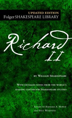 Richard II - eBook  -     By: William Shakespeare