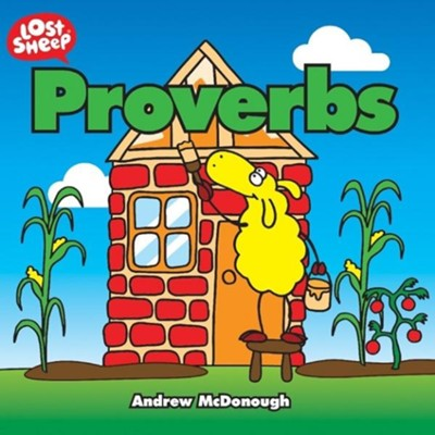 Proverbs  -     By: Andy McDonough