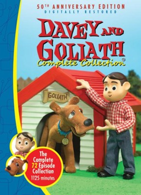 Davey and Goliath: The Complete Collection, 5 Disc Set (Repackaged)  -