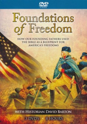 Foundations of Freedom (Repackaged)   -     By: David Barton