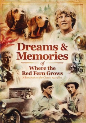 Dreams & Memories of Where the Red Fern Grows, DVD   -