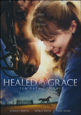 Healed By Grace 2, DVD   -