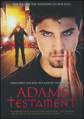 Adam's Testament, DVD   -