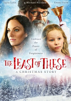 The Least of These: A Christmas Story, DVD   -
