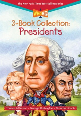 Who HQ 3-Book Collection: Presidents  -     By: Who HQ
