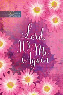 Lord, It's Me Again - eBook  -
