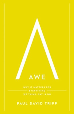 Awe: Why It Matters for Everything We Think, Say, and Do - eBook  -     By: Paul David Tripp