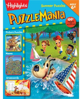 Summer Puzzles  -     By: Highlights