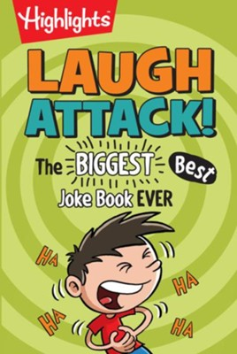 Laugh Attack!  -     By: Highlights