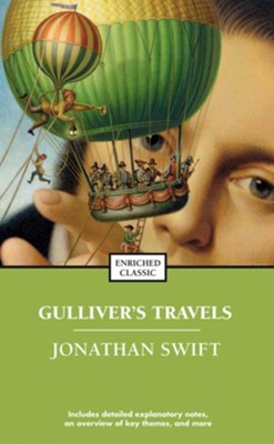 Gulliver's Travels and A Modest Proposal / Special edition - eBook  -     By: Jonathan Swift
