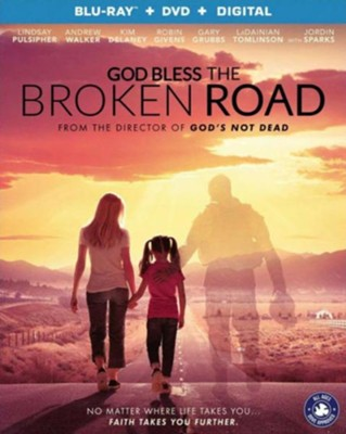 God Bless the Broken Road, Blu-ray/DVD/Digital    -