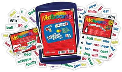 Learning Magnets High-Frequency Words Activity Kit   -