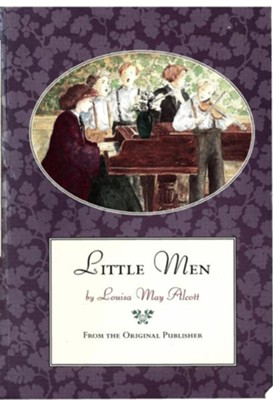 Little Men: From the Original Publisher - eBook  -     By: Louisa May Alcott