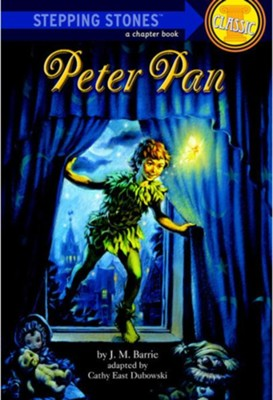 Peter Pan  -     By: J.M. Barrie, Cathy East Dumboski     Illustrated By: Jean Zallinger