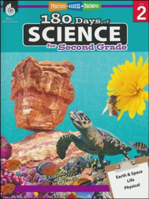 180 Days of Science for Second Grade   -     By: Debbie Gorrell