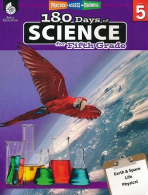 180 Days of Science for Fifth Grade   -     By: Lauren Homayoun