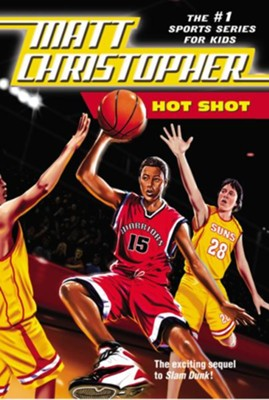 Hot Shot - eBook  -     By: Matt Christopher