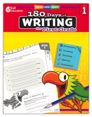 180 Days of Writing for First Grade (Grade 1)   -