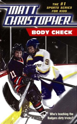 Body Check - eBook  -     By: Matt Christopher